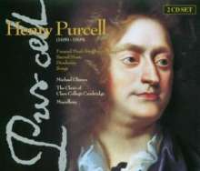 Henry Purcell (1659-1695): Funeral Music for Queen Mary, 2 CDs