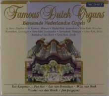 Famous Dutch Organs, 10 CDs