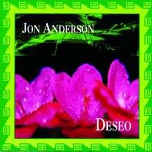 Jon Anderson: Deseo, CD