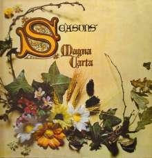 Magna Carta: Seasons, CD
