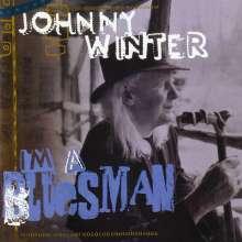 Johnny Winter: I'm A Bluesman, CD