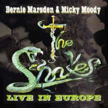 The Snakes: Live In Europe, CD
