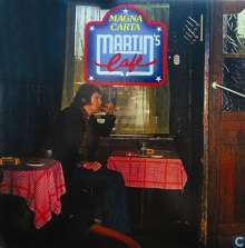 Magna Carta: Martin's Cafe, CD