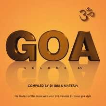 Goa Vol. 65, 2 CDs