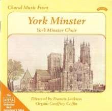 York Minster Choir - Choral Music From York Minster, CD