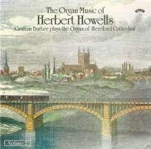 Herbert Howells (1892-1983): Orgelwerke Vol.2, CD