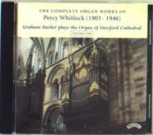 Percy Whitlock (1903-1946): Orgelwerke Vol.2, CD