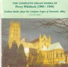 Percy Whitlock (1903-1946): Orgelwerke Vol.3, CD