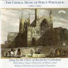 Percy Whitlock (1903-1946): Geistliche Chorwerke, CD