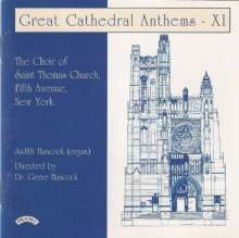 Great Cathedral Anthems Vol.11, CD