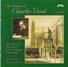 Charles Wood (1866-1926): Anthems Vol.2, CD