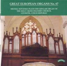 Große europäische Orgeln Vol.67, CD