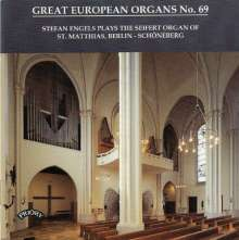 Große europäische Orgeln Vol.69, CD