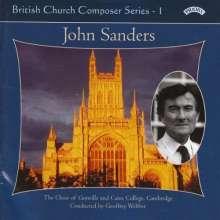 John Sanders (1933-2003): Requiem, CD