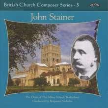 John Stainer (1840-1901): Chorwerke, CD