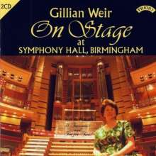 Gillian Weir - On Stages, 2 CDs