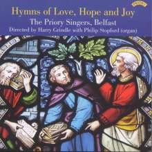 Priory Singers - Hymns of Love,Hope and Joy, CD