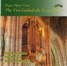 Organ Music From The Two Cathedrals In Liverpool, CD