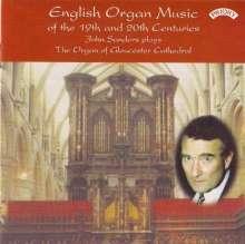 John Sanders - English Orgen Music of the 19th/20th Century, CD