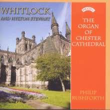 Percy Whitlock (1903-1946): Orgelwerke, CD