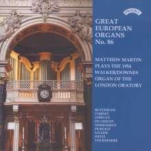 Große europäische Orgeln Vol.86, CD