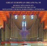 Große europäische Orgeln Vol.95, CD