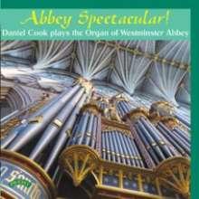Daniel Cook - Abbey Spectacular, CD
