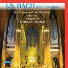 J.S.Bach from Liverpool, CD
