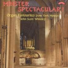John Scott Whiteley - Minster Spectacular!, CD