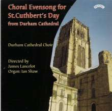 Durham Cathedral Choir - Choral Evensong for St.Cuthbert's Day, CD