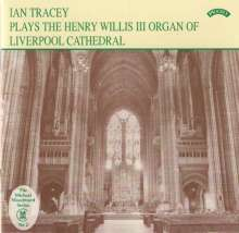 Ian Tracey,Orgel, CD