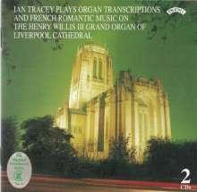 Ian Tracey - Orgeltranskriptionen, 2 CDs
