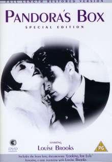 Die Büchse der Pandora (1928) (UK Import), DVD