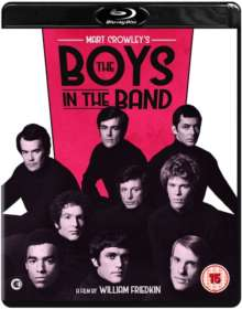 The Boys In The Band (1970) (Blu-ray) (UK Import), Blu-ray Disc