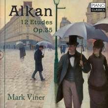Charles Alkan (1813-1888): Etudes op.35 Nr.1.12, CD