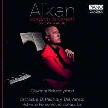 Charles Alkan (1813-1888): Concerti Da Camera Nr.1-3, CD