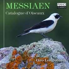 Olivier Messiaen (1908-1992): Catalogue des Oiseaux Livre 1-7, 3 CDs