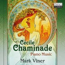 Cecile Chaminade (1857-1944): Klavierwerke, CD