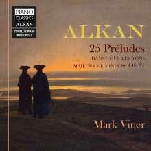 Charles Alkan (1813-1888): Sämtliche Klavierwerke Vol.2, CD