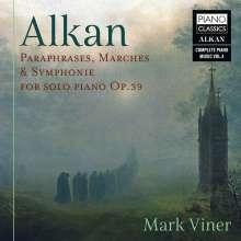 Charles Alkan (1813-1888): Symphonie op.39 Nr.4-7, CD