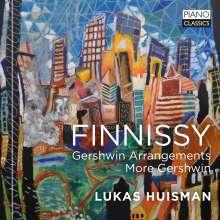 Michael Finissy (geb. 1946): Gershwin-Arrangements, CD