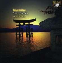 Toru Takemitsu (1930-1996): Orchesterwerke, 2 CDs
