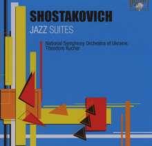 Dmitri Schostakowitsch (1906-1975): Jazz Suiten Nr.1 & 2, CD