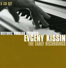 Evgeny Kissin - Historical Russian Archives II, 5 CDs