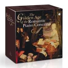 Golden Age of the Romantic Piano Concerto, 20 CDs