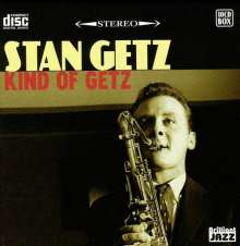 Stan Getz (1927-1991): Kind Of Getz, 10 CDs