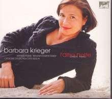 Barbara Krieger - L'Altra Notte Opera Arias, CD