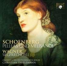 Arnold Schönberg (1874-1951): Pelleas und Melisande op.5, CD