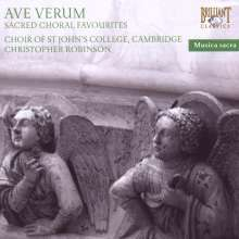 St.John's College Choir Cambridge - Ave Verum, CD