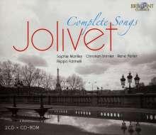 Andre Jolivet (1905-1974): Sämtliche Lieder, 2 CDs